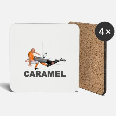 Lyon Rugby Toulousain Caramel Rugby - Coasters