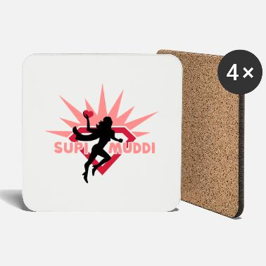 Muddy Supination Muddi - Coasters