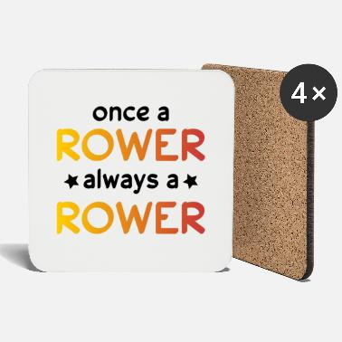 Rowing rowing - Coasters