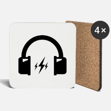 Headphones - Coasters