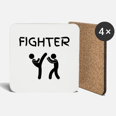 Fighter - Coasters