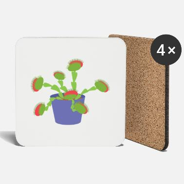 Plant-grounds Carnivorous plant - Coasters