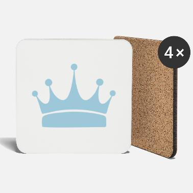 Crown for winners, print and design a T-shirt - Coasters