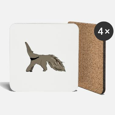 Giant Giant anteater - Coasters