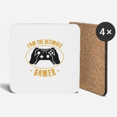 I'am the Ultimate Gamer - Coasters