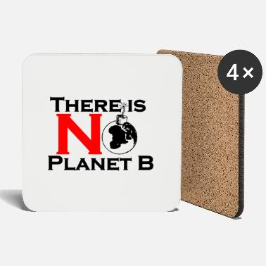 Nuklear There is no planet B - Untersetzer
