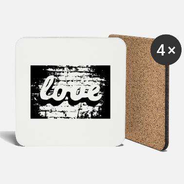 ValentinesDay Valentine's Day Love Love - Coasters