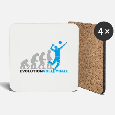 Volleyball Player Evolution volleyball, volleyball, volleyball players - Coasters