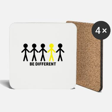 Be Different Be different - Coasters