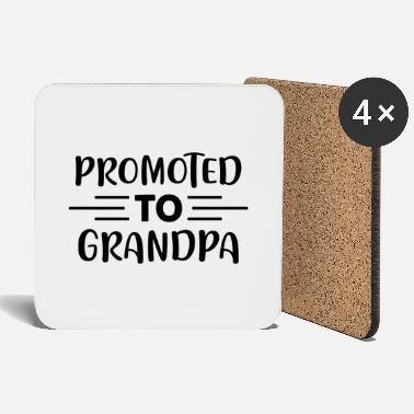 Grandad Promoted to Grandpa 01 - Coasters