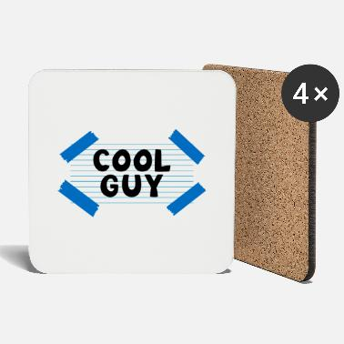 Guys COOL GUY - Coasters