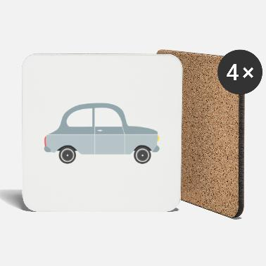 Streaker small vintage car - Coasters