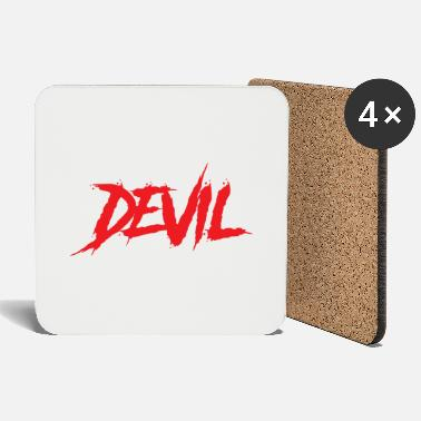 Wing DEVIL - Coasters