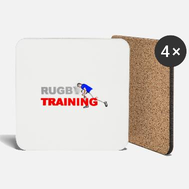 Lyon Rugby Toulousain RUGBY TRAINING - Coasters