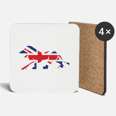 Gb GB Lion - Coasters