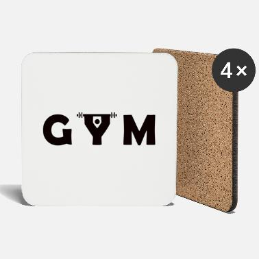 50th Birthday GYM - Coasters