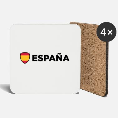 National Flag of Spain - Coasters