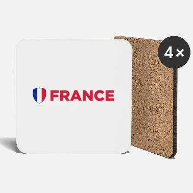 National Flag of Frankfreich - Coasters