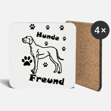 Dog Lover Dog lover dog lover - Coasters