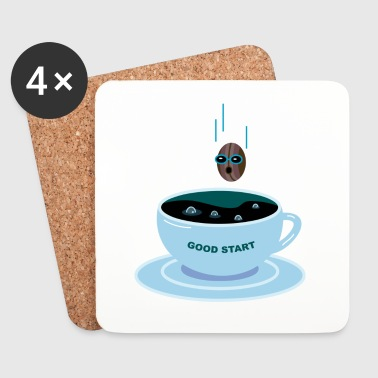 good start - Underlägg (4-pack)