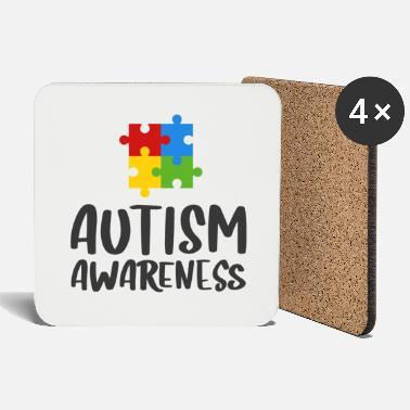 Awareness Autism Awareness - Coasters