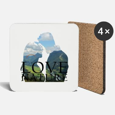 Love Nature LOVE NATURE - Coasters