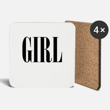 GIRL #FAME #HOT #AWESOME #STYLE - Coasters