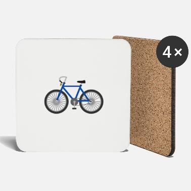 Bicycle Bicycle Bicycle Design - Coasters
