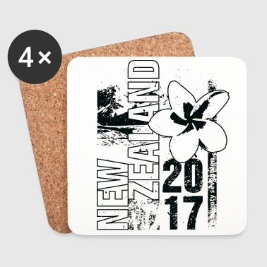 New Zealand 2017 - Coasters (set of 4)