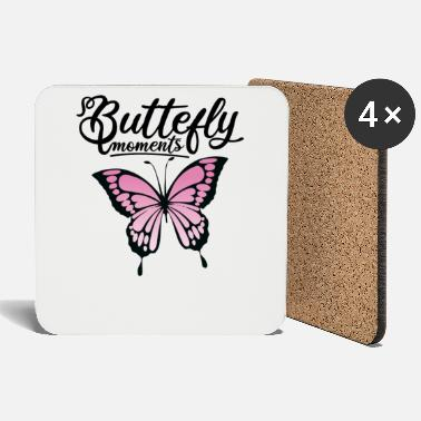 Butterfly moments - Untersetzer