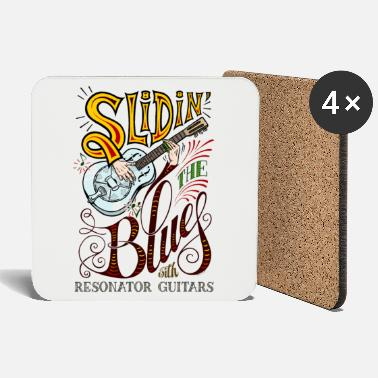 Sliding the Blues (with resonator guitars) © - Coasters
