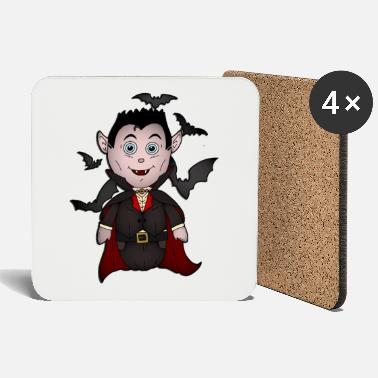 Count Royal Count Dracula - Coasters