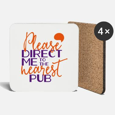Please Please Direct - Coasters