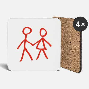 Couples couple - Coasters