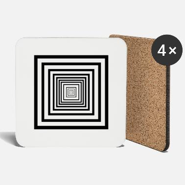 Rectangle rectangles - Coasters