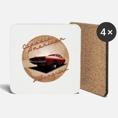 Charger 68 Dodge Charger - Coasters