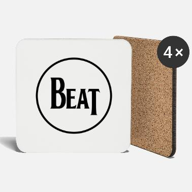 Beats beat beats music music - Coasters