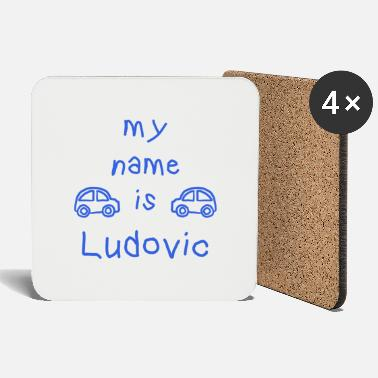 Ludovic LUDOVIC MY NAME IS - Coasters