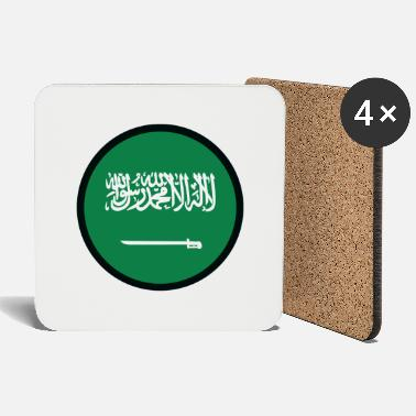 Jeddah Under The Sign Of Saudi Arabia - Coasters