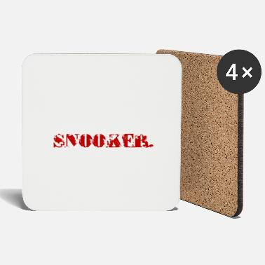 Snooker snooker - Coasters