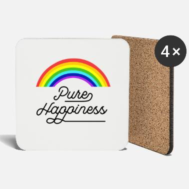 Happiness Pure happiness - Onderzetters