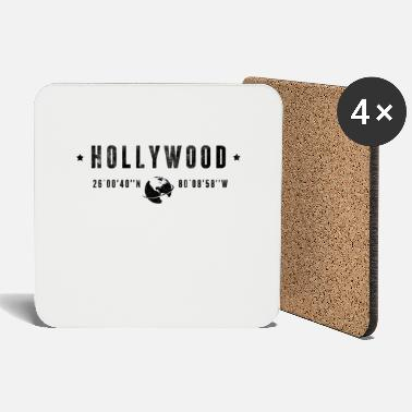 Hollywood Hollywood - Dessous de verre
