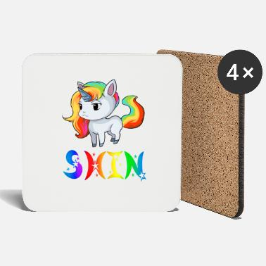 Shin Unicorn Shin - Coasters