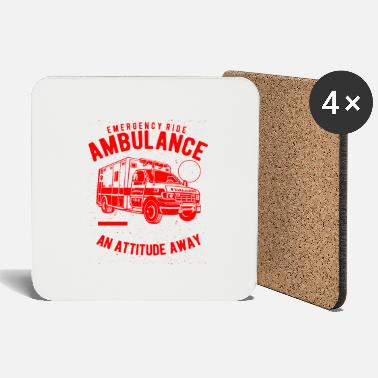 Ambulance Ambulance Emergency ride - ambulance - Coasters