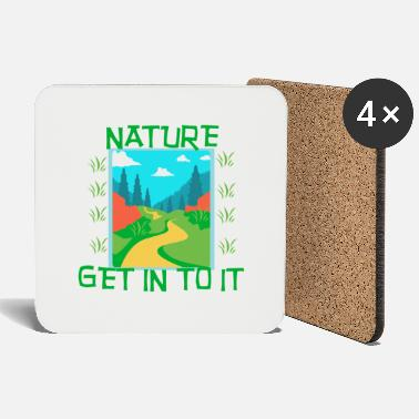 Nature NATURE - Get in to it - Coasters