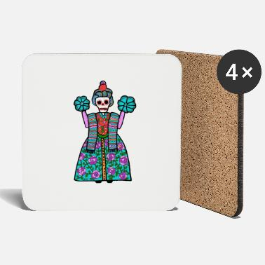 Chica Hola chica! - Coasters