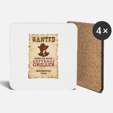 Contract Griller ORDER GRILLER Grill Funny - Coasters