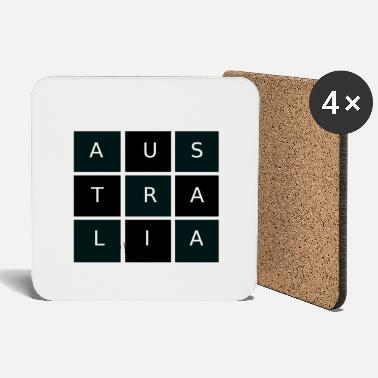 Emigrate Australia pattern for work and travel or travel - Coasters