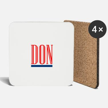 Salute DON (salutation) - Coasters