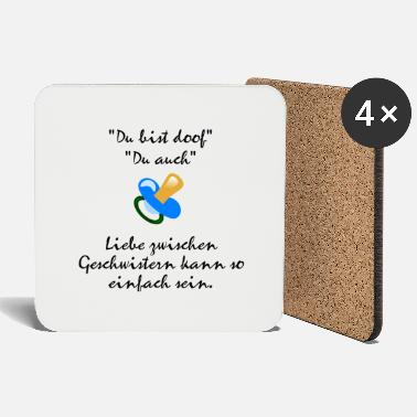 Siblings Siblings love - Coasters